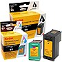 KODAK Remanufactured Black/Tri-Color Ink Cartridge Combo Compatible w/ HP 96/97