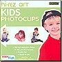Hi-Rez Art: Kids PhotoClips