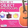 Hi-Rez Art: Object PhotoClips