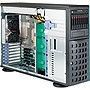 Supermicro SuperServer 7048R-C1RT4+ 4U Tower Barebone  System