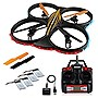 Akaso K88 Quadcopter 2.4GHz 4CH 6 Axis Gyro RC Drone Bundle w/ Battery & Charger
