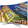 "Samsung 6250 K6250 6-Series 49"" Full HD LED Edge-Backlit Curved TV"