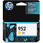 HP 952 Original Ink Cartridge - Yellow - Inkjet - 700 Page - 1 Each