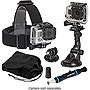 Sunpak 5 Piece Accessory Kit for GoPro Cameras