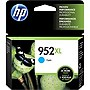 HP 952XL Original Ink Cartridge - Cyan - Inkjet - High Yield - 1600 Page