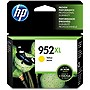 HP 952XL High Yield Yellow Original Ink Cartridge (L0S67AN)