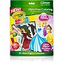 Crayola Color Wonder Glitter Paper and Markers - Disney Princess