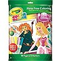 Crayola Color Wonder Coloring Pad and Markers - Disney Princess