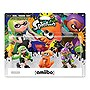 Nintendo amiibo Splatoon Series 3-Pack (Alt Colors)