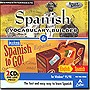 Spanish Vocabulary Builder &amp; Pulitzer Spanish to Go!