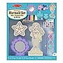 Melissa & Doug Mermaid Set Arts & Crafts Kits