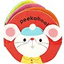 Melissa & Doug Soft Activity Book - Peekaboo