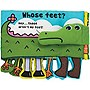Melissa & Doug Whose Feet  Read & Play Ks Kids