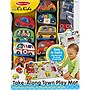 TAKE-ALONG TOWN PLAY MAT BABY PLAY KS KIDS