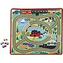 ROUND THE TOWN ROAD RUG TRUCKS TRAINS & VEHICLES TRAIN SETS/ACCESS