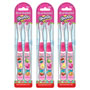 Brush Buddies Shopkins Toothbrush - 3 Pack