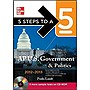 5 Steps to a 5: AP US Government and Politics with CD-ROM, 2012-2013 Edition