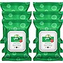 Yes To Cucumbers Hypoallergenic Facial Wipes, 30 Count (6 Pack)
