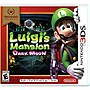 Nintendo Luigi's Mansion: Dark Moon - Action/Adventure Game