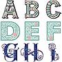 Cricut Monogram Motifs Cartridge for Cricut Cutting Machine