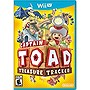 Nintendo Captain Toad: Treasure Tracker with Toad amiibo - Wii U
