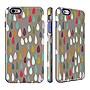 Speck CandyShell Inked iPhone 6 Plus/6s Plus Case, Rainbow Drop/Wisteria Purple