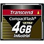 Transcend CF170 4 GB CompactFlash - 90 MB/s Read - 60 MB/s Write - 1 Card