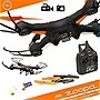 Zoopa 2.4Ghz Q420 Cruiser 6-Axis Gryo RC Quadcopter Drome w/ HD Camera