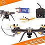 Zoopa Q600 Mantis 6-Axis Gyro RC Quadcopter Drone with HD Camera