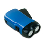 Dyno Pocket Mechanical Flashlight with Battery Free Charging System