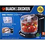 Black + Decker HC306B One-Touch Chopper
