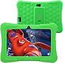 "Dragon Touch Y88X Plus Kids 7"" Tablet - Disney Edition (Green)"