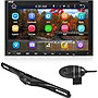 Pyle PLDNANDVR695 Android Stereo Receiver & Dual Camera System