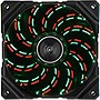 Enermax D.F.Vegas Duo UCDFVD12P 120mm Cooling Fan w/ Red, Green LED