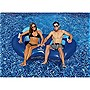 Solstice 16415 Inflatable Pool Recliner Ring Duo