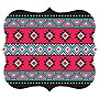 Fellowes Designer Mouse Pad - Tribal Print