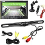 Pyle PLCM7500 Backup Rearview Camera & Monitor Parking Assist System