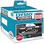 "Dymo LabelWriter Durable 2-5/16"" x 4"" White Poly Labels, 50 Pack"