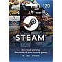 Steam Gift Card - 20 Dollars