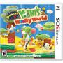 Nintendo Poochy & Yoshi's Woolly World - Nintendo 3DS