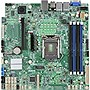 Intel S1200SPOR Micro ATX Server Motherboard w/ Intel C236 Chipset