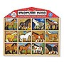 Melissa & Doug Children's Pasture Pals Collectible Horses