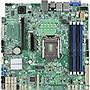 Intel S1200SPOR Micro ATX Server Motherboard w/ Intel C236 Chipset