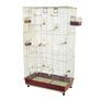 "Marchioro Fedra 102 Birdcage for Small Birds (70"" x 40"")"