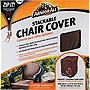 "Armor All Stackable Chair Cover, Brown/Taupe (30"" x 27"" x 48"")"
