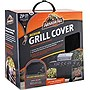 "Armor All Medium Grill Cover, Black (58"" x 25"" x 45"")"