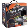 "Armor All Large Grill Cover, Black (65"" x 25"" x 45"")"