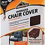 "Armor All Oversized Chair Cover, Brown/Taupe (33"" x 35"" x 36"")"