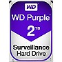 WD Purple 2TB Surveillance Hard Drive - SATA - 5400rpm - 64 MB Buffer