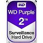 WD Purple 2TB Surveillance Hard Drive - SATA - 5400rpm - 64 MB Buffer